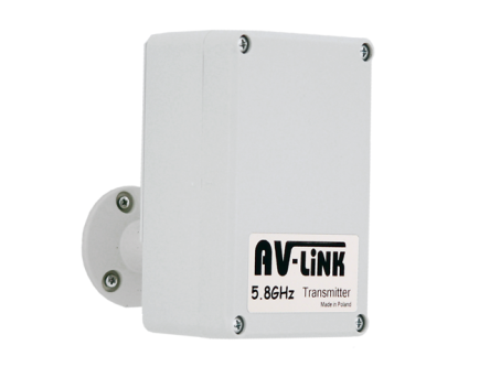AHD wireless sender