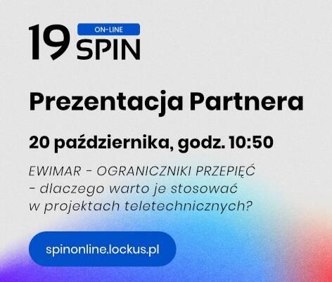 19 SPIN online - spotkania z Projektantami, edycja jesienna dla projektantów z całej Polski już 20 października!